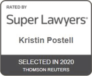 Super Lawyers | Kristin Postell | 2020